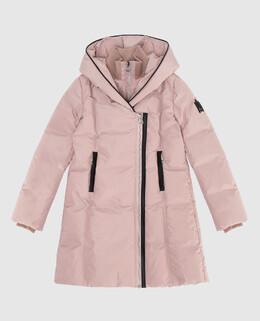 Детский розовый пуховик Mackage 2300006343230