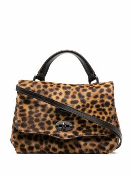 Zanellato мини-сумка на плечо Postina ZA44PEL06262CV