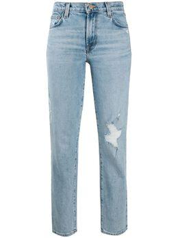 J Brand джинсы с эффектом потертости JB002778