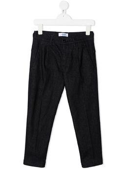 Dondup Kids прямые джинсы средней посадки BP266DS0265BAV1