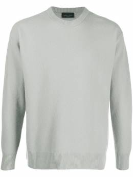 Roberto Collina round neck knitted jumper RD38001
