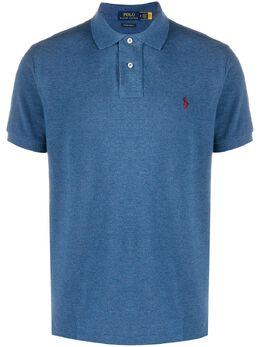 Polo Ralph Lauren рубашка поло с вышитым логотипом 710680784187