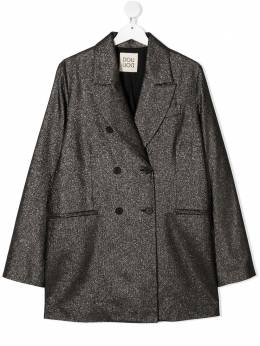Douuod Kids double-breasted blazer CT412056