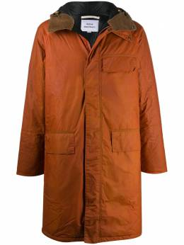 Barbour hooded padded parka MWX1732MWX