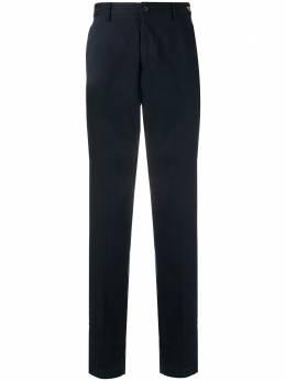 Paul & Shark straight-leg cotton trousers I20P4301