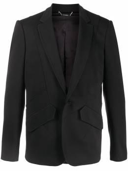 Les Hommes пиджак со вставками LJW210314U
