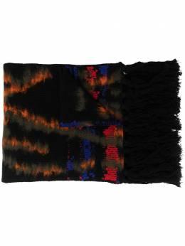 Les Hommes объемный шарф LJK811656B