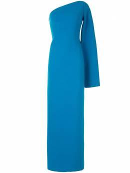 Solace London платье макси Callie с одним рукавом OS27037