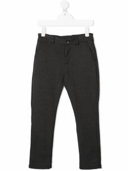 Paolo Pecora Kids брюки прямого кроя PP2505