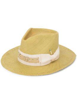 Nick Fouquet соломенная шляпа Espuma Del Mar 544