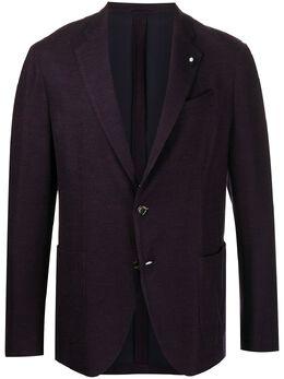 Lardini однобортный пиджак IMLKJ1QIM55036