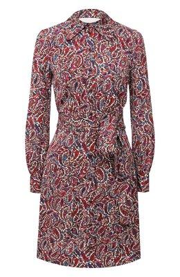 Платье из вискозы MICHAEL Michael Kors MF08050FFP