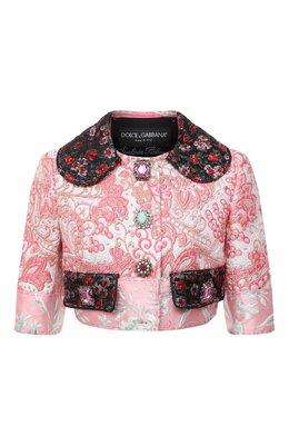 Жакет Dolce&Gabbana J2AAJZ/HJMFW