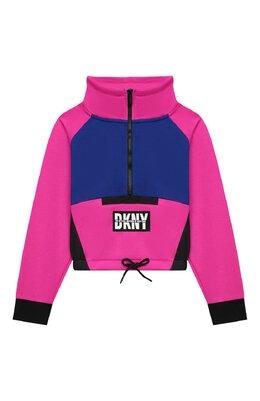 Укороченная толстовка DKNY D35Q95