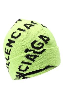 Шерстяная шапка Balenciaga 621021/T1567