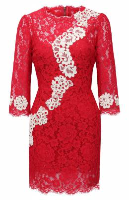 Платье Dolce&Gabbana J6107Z/HLMCK