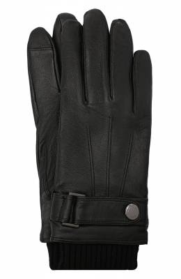 Кожаные перчатки Boss by Hugo Boss 50436431