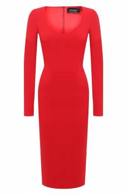 Платье Dolce&Gabbana J6121T/FURDV
