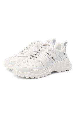 Кожаные кроссовки Philipp Plein F20S BSC0202 PLE075N