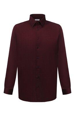 Хлопковая рубашка Zilli MFU-64034-0001/0009/45-49