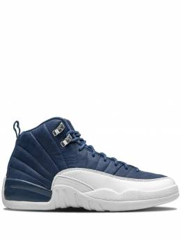 Nike Kids кроссовки Air Jordan 12 Retro Indigo DB5595404