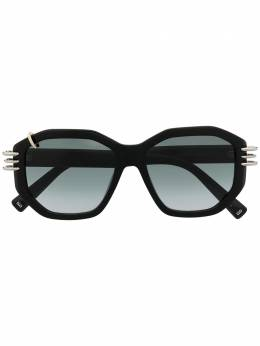 Givenchy Eyewear hexagonal frame sunglasses GV7175GS8079O