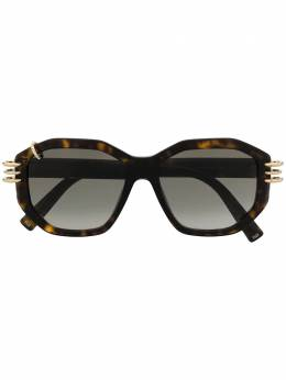 Givenchy Eyewear GV pierced sunglasses GV7175GS086HA