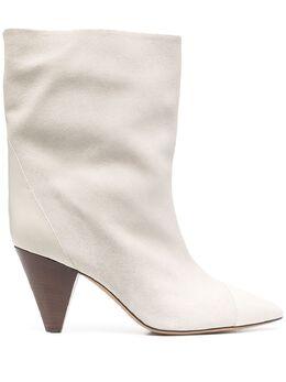 Isabel Marant сапоги с заостренным носком BO060320H006S