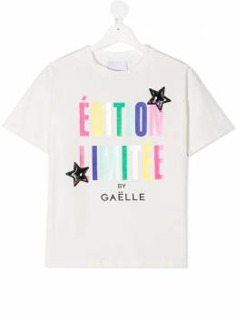 Gaelle Paris Kids TEEN Édition Limitée short sleeved T-shirt 2741M0162