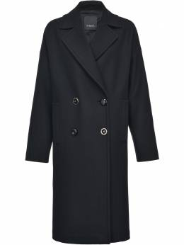 Pinko knitted double-breasted coat 1N13048211Z99