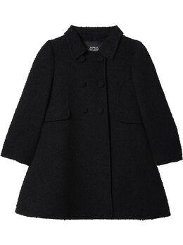 Marc Jacobs расклешенное двубортное пальто W336W06FA20001