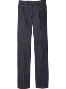 Marc Jacobs high rise straight-leg jeans W409D01FA20421