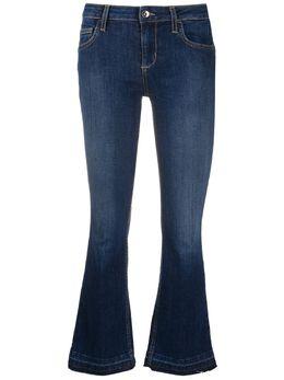 Liu Jo укороченные джинсы с заниженной талией UF0021D4506