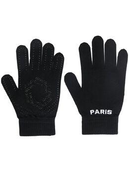 Givenchy перчатки с логотипом BPZ018P090