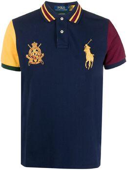 Polo Ralph Lauren рубашка поло в стиле колор-блок 710814767001