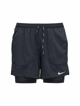 "Flex Stride 5"" 2-in-1 Running Shorts Nike 72IVSY121-MDEw0"