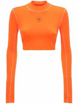Укороченный Топ Adidas by Stella McCartney 72IE0O018-QVBTSU9S0