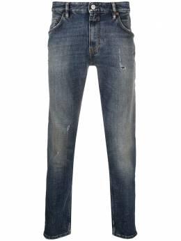 Closed узкие джинсы средней посадки C3010805V4U