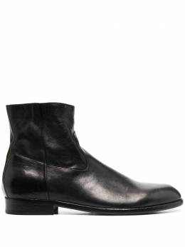 Buttero zipped ankle boots B91700DEM