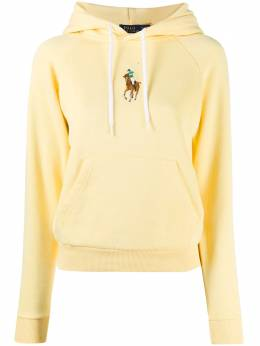 Polo Ralph Lauren embroidered logo hoodie 211800246003