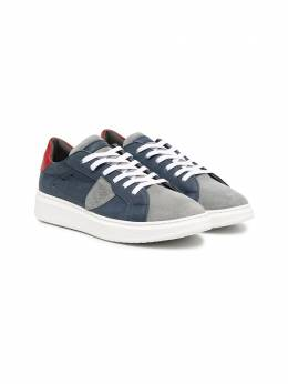 Philippe Model Kids TEEN classic low-top sneakers BAL0