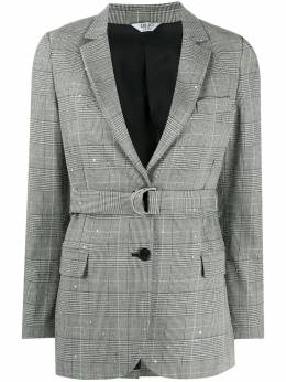 Liu Jo belted single-breasted blazer WF0505T4594