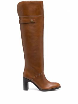 See By Chloe round-toe knee-high boots SB35005A12002