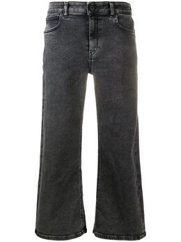Dondup укороченные джинсы прямого кроя DP500DSE275DAO5DD