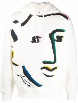Lacoste худи Live Face Design SH2164