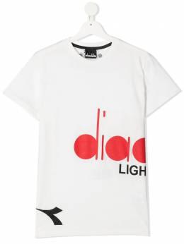 Diadora Junior футболка с логотипом 025461
