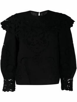 Isabel Marant блузка с аппликацией HT185120A031I