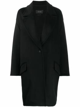 Isabel Marant однобортное пальто MA082320H019I