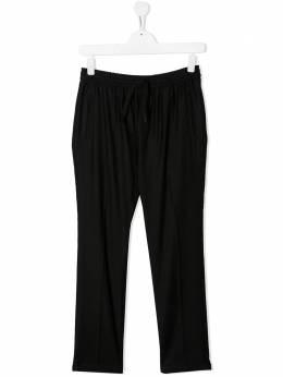 John Richmond Junior брюки с кулиской RBA20271PA5F