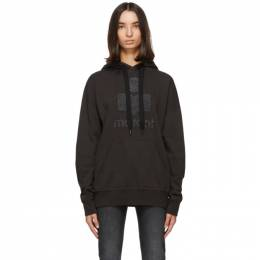 Isabel Marant Etoile Black Mansel Hoodie 20ASW0031-20A072E